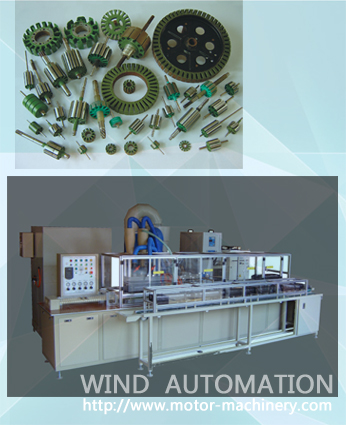 Electrostatic powder coating machine for auto
