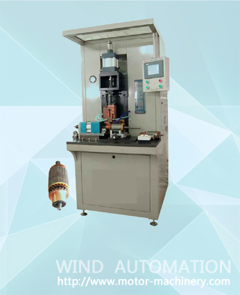 Starter armature commutator welding WIND-75KW-CS​