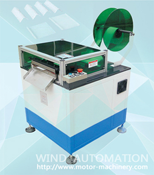 Slot cell creasing machine WIND-150-IF