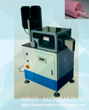 Isolation forming machine WIND-200-WF Slot closure cuffing creasing and cutting