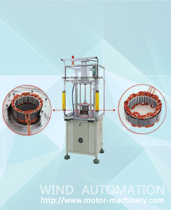 Alternator stator winding expanding machine WIND-AX-01B