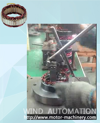 Manual winding machine WIND-AW-S