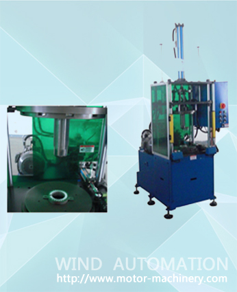 Stator coil middle forming machine WIND-160-MF