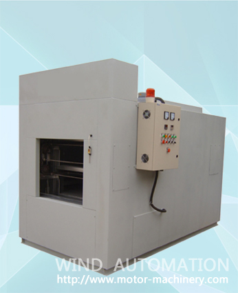 Coated stator armature curing oven WIND-CO-12