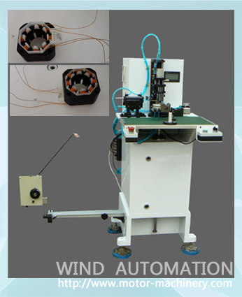 BLDC Stator needle winding machine WIND-1-TSM  WIND-TSM series