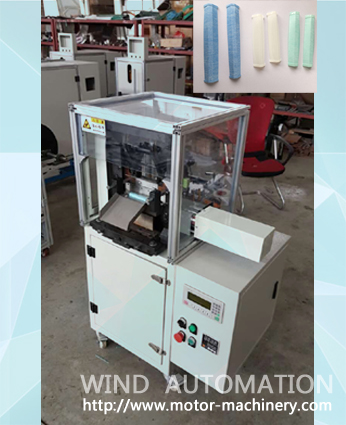 Slot cell cuffing machine Insulation cell folding and creasing machine WIND-150C-IF