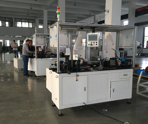 Starter armature hairpin conductor windings forming round copper wire forming machine WIND-AWF-R